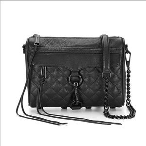 Rebecca Minkoff Quilted Mini MAC Chain Crossbody